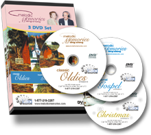 sing along DVD series for seniors