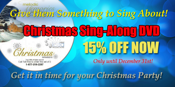Christmas Sing-Along Special