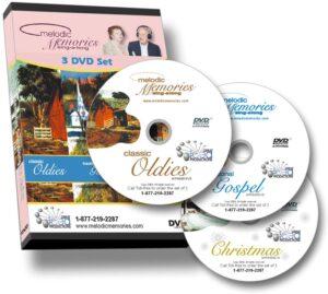 Memories Sing-Along Series on DVD